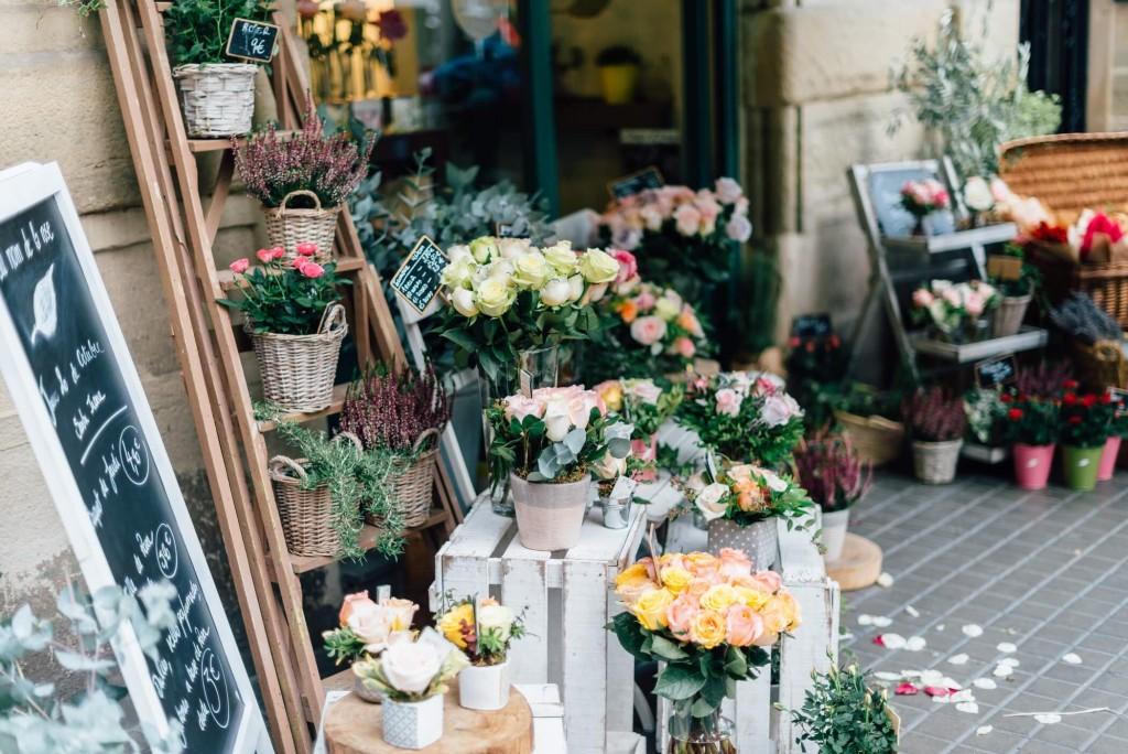 花屋 バイト きつい